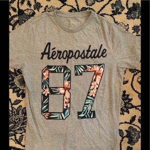 Aeropostale, T-shirt, Large